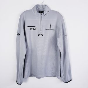 Oakley Tour Series Golf Pullover Top Small
